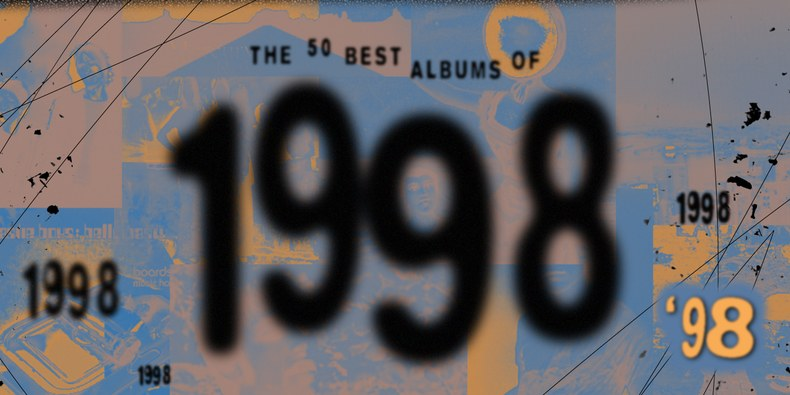 Pitchforks top 50 albums of 1998 lists album of the year forums the 50 best albums of 1998 malvernweather Gallery